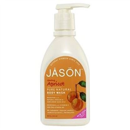 Picture of Jason Glowing Apricot Body Wash - 900ml