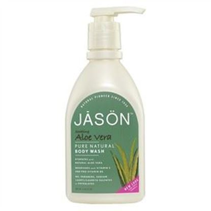 Picture of Jason Soothing Aloe Vera Body Wash - 900ml