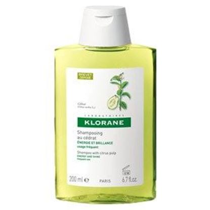 Picture of Klorane Citrus Pulp Shampoo