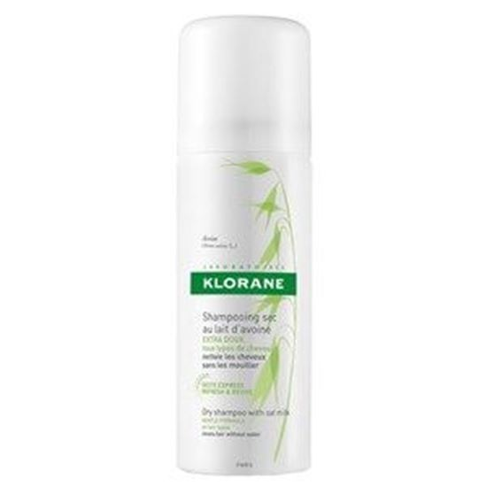 Picture of Klorane Oatmilk Gentle Dry Shampoo Spray