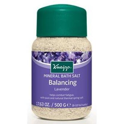 Picture of Kneipp Balancing Lavender Mineral Bath Salt - 500g