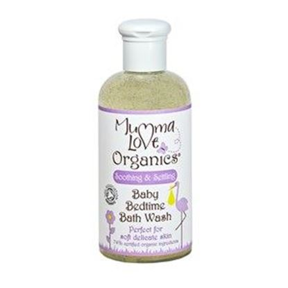 Picture of Mumma Love Organics Soothing & Settling Baby Bedtime Bath Wash - 250ml