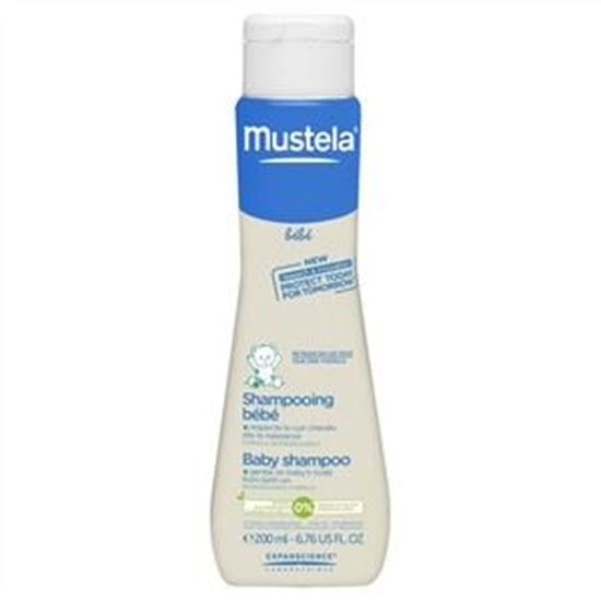 Picture of Mustela Bebe Baby Shampoo