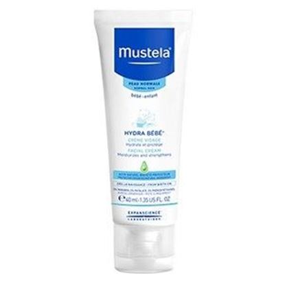 Picture of Mustela Hydra Bebe Facial Cream - Normal Skin