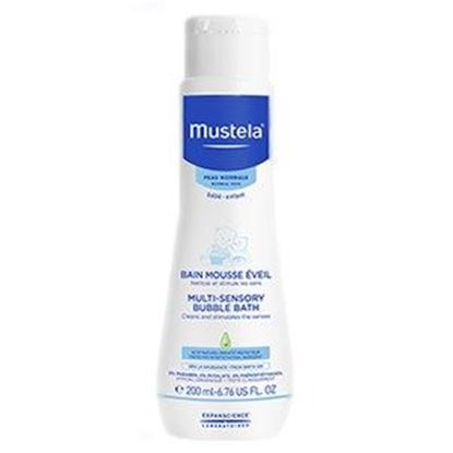 Picture of Mustela BebeMulti-Sensory Bubble Bath - Normal Skin - 250ml