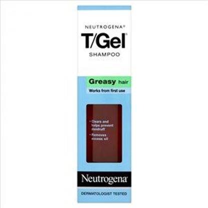 Picture of Neutrogena T-Gel Anti-Dandruff Shampoo for Normal/Greasy - 125ml