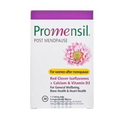Picture of Promensil Post Menopause Tablets