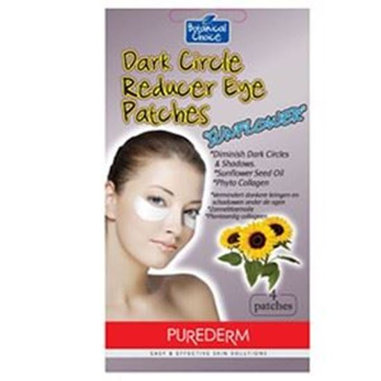 Picture of PureDerm Dark Circle Reducer Eye Patches - Sunflower