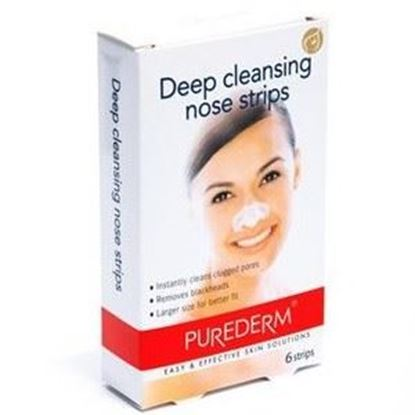 Picture of PureDerm Deep Cleansing Nose Strips