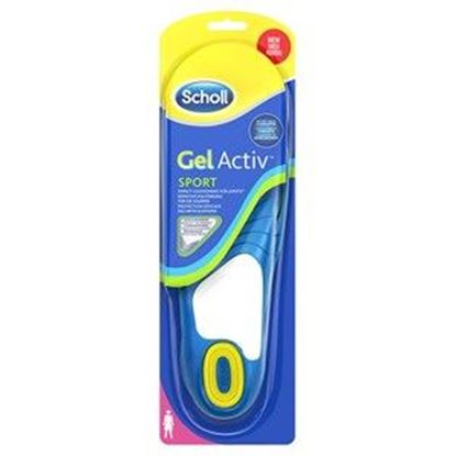 Picture of Scholl Gel Active Women Insole Sport