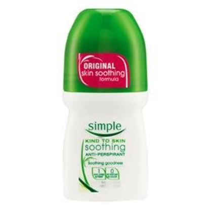 Picture of Simple Kind To Skin Anti-Perspirant Roll On - 50ml