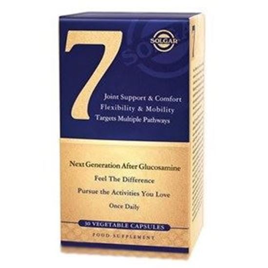 Picture of Solgar 7 Joint Support & Comfort - 30 Vegetable Capsules