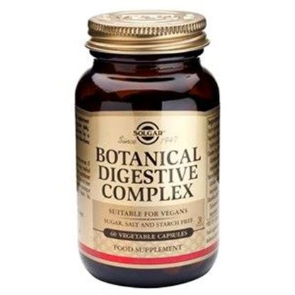 Picture of Solgar Botanical Digestive Complex