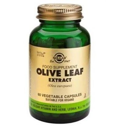 Picture of Solgar Olive Leaf Extract Vegetable Capsules