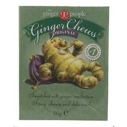 Picture of The Ginger People Ginger Chews Original