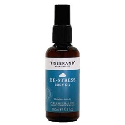 Picture of Tisserand De-Stress Body Oil - 100ml