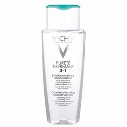 Picture of Vichy Purete Thermale 3 in 1 One Step Cleansing Micellar Solution