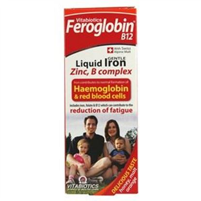 Picture of Vitabiotics Feroglobin B12 Liquid - 200ml
