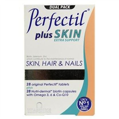 Picture of Vitabiotics Perfectil Plus Skin Dual Pack - 56 tablets