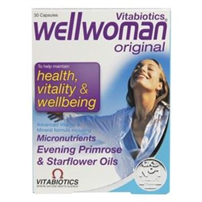 Picture of Vitabiotics Wellwoman Original