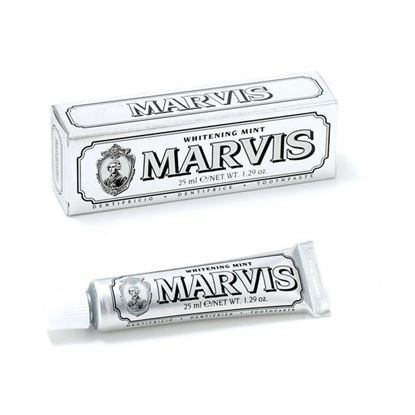 Picture of Marvis Toothpaste Whitening Mint - Travel Size - 25ml