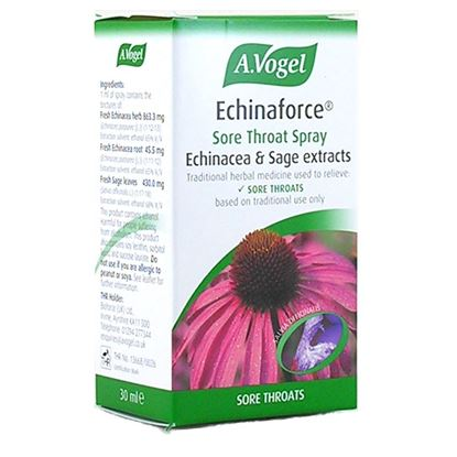 Picture of A.Vogel Echinaforce Sore Throat Spray - 30ml