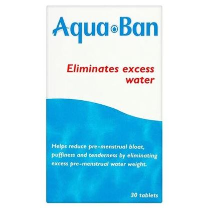 Picture of Aqua Ban Tablets - 30 tablets