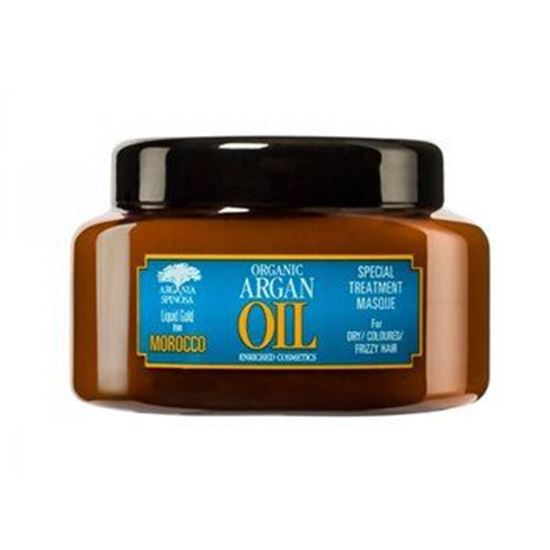 Picture of Argania Spinosa Organic Argan Oil Liquid Gold from Morocco Masque - 200ml