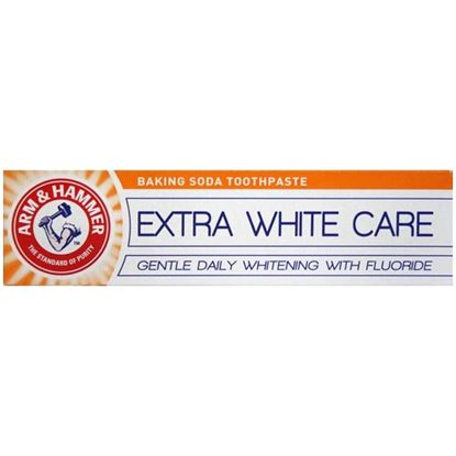 Picture of Arm & Hammer Extra White Care Toothpaste - 125g