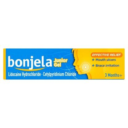 Picture of Bonjela Junior Gel 3 Months plus - 15g