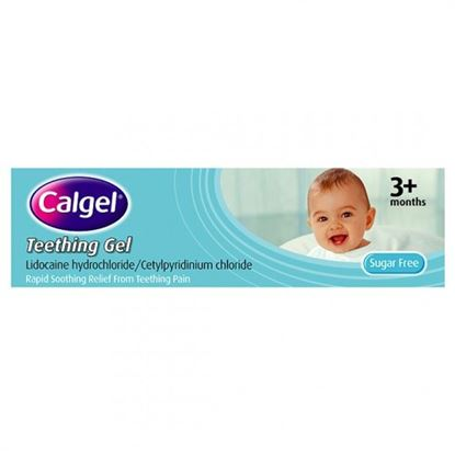 Picture of Calgel Teething Gel 3+ months - 10g