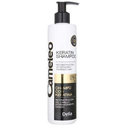 Picture of Cameleo Keratin Shampoo - 250ml
