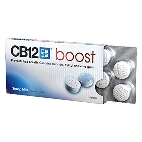 Picture of CB12 Boost Chewing Gum - Strong Mint