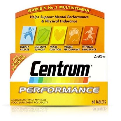 Picture of Centrum Performance - 60 tablets