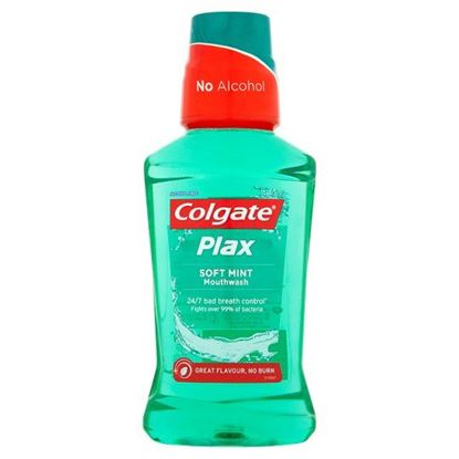 Picture of Colgate Plax Soft Mint Mouthwash - 500ml