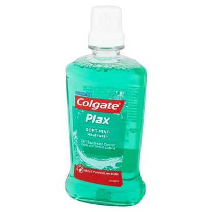 Picture of Colgate Plax Soft Mint Mouthwash - 60ml
