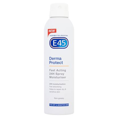 Picture of E45 Derma Protect 24H Spray Moisturiser - 200ml