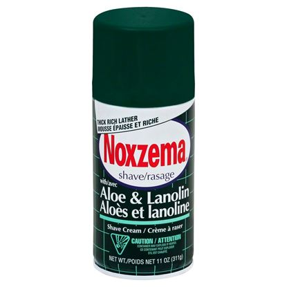Picture of Noxzema Shave Cream with Aloe & Lanolin - 311g