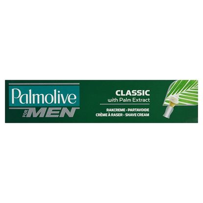 Picture of Palmolive Men Classic Shave Cream with Palm Extract - 100ml