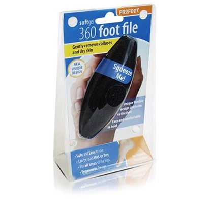Picture of Profoot 360 Foot File - Rough Skin and Nails