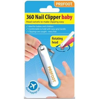 Picture of Profoot 360 Nail Clipper - Baby
