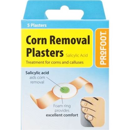 Picture of Profoot Corn Removal Plasters - Corns and Calluses