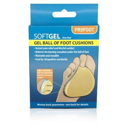 Picture of Profoot Gel Ball of Foot Cushions - Ball of Foot