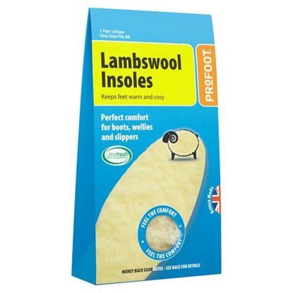 Picture of Profoot Lambswool - Insoles