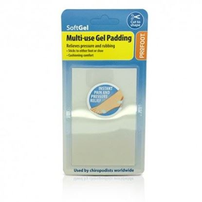 Picture of Profoot Multi-use Gel Padding - Padding, Protection & Blisters
