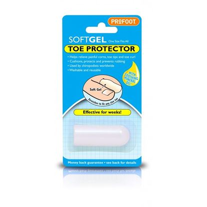 Picture of Profoot Toe Protector - Corns and Calluses