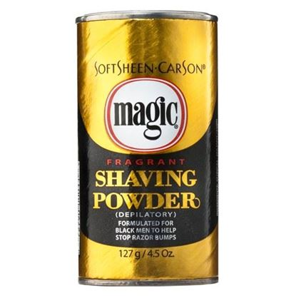 Picture of SoftSheen Carson Magic Fragrant Shaving Powder - 127g
