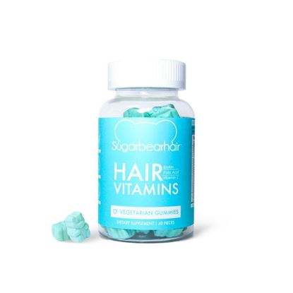 Picture of Sugarbearhair Hair Vitamins - 60 gummies