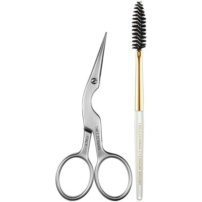 Picture of Tweezerman Brow Shaping Scissors & Brush