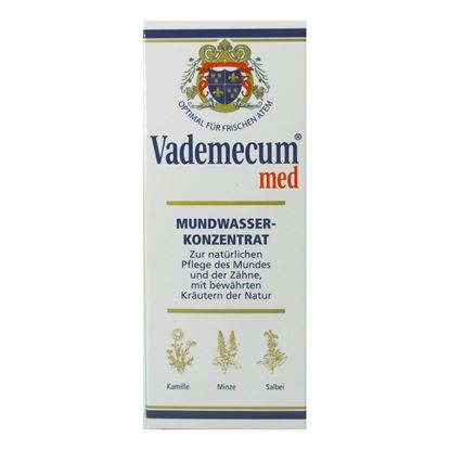 Picture of Vademecum Mouthwash & Gargle Concentrate - 75ml
